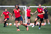 USWNT Training, March 30, 2016