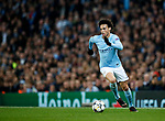 Manchester City's Leroy Sane in action during the Champions League Quarter Final 2nd Leg match at the Etihad Stadium, Manchester. Picture date: 10th April 2018. Picture credit should read: David Klein/Sportimage
