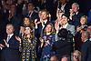 Melania Trump, Prince Harry & Justin Trudeau - Invictus