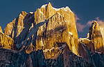 Great Trango Tower (20,624 feet/6,286 meters)<br />
