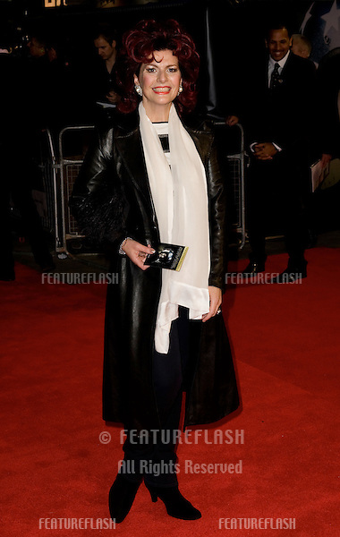 Cleo Rocos arriving for the UK premiere of 'Michael Jackon The Life of an Icon', Empire Leicester Square London. 02/11/2011 Picture by:  Simon Burchell / Featureflash