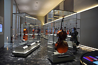 Cremona, Museo del violino e dell&rsquo;arte antica della liuteria<br /> Cremona, Museum of the violin and the ancient art of violin making