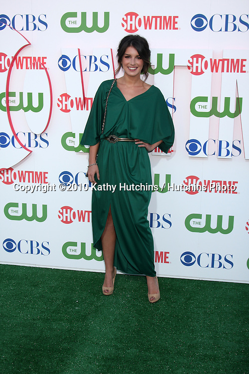 LOS ANGELES - JUL 28:  Shenae Grimes arrives at the 2010 CBS, The CW, Showtime Summer Press Tour Party  at The Tent Adjacent to Beverly Hilton Hotel on July28, 2010 in Beverly Hills, CA ...