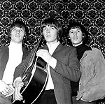 Walker Brothers 1965  John, Scott and Gary.© Chris Walter.
