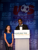 Ed Foster-Simeon. The 2010 US Soccer Foundation Gala was held at City Center in Washington, DC.