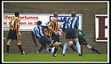 02/11/2002                   Copyright Pic : James Stewart.File Name : stewart-east fife v albion 06.ALBION'S JIM MERCER (11) SCORES THE FIRST....Payments to :-.James Stewart Photo Agency, 19 Carronlea Drive, Falkirk. FK2 8DN      Vat Reg No. 607 6932 25.Office     : +44 (0)1324 570906     .Mobile  : +44 (0)7721 416997.Fax         :  +44 (0)1324 570906.E-mail  :  jim@jspa.co.uk.If you require further information then contact Jim Stewart on any of the numbers above.........