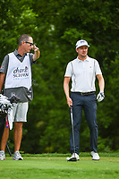Jonas Blixt (SWE) looks over his tee shot on 6 during round 2 of the 2019 Charles Schwab Challenge, Colonial Country Club, Ft. Worth, Texas,  USA. 5/24/2019.<br /> Picture: Golffile   Ken Murray<br /> <br /> All photo usage must carry mandatory copyright credit (© Golffile   Ken Murray)