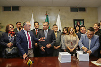 sesi&oacute;n ordinaria de la LXII Legislatura del Congreso del Estado de Sonora. <br />  16nov2018 (fotosCONGRESON)