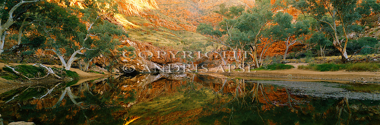 Ormiston Gorge. Northern Territory Australia.