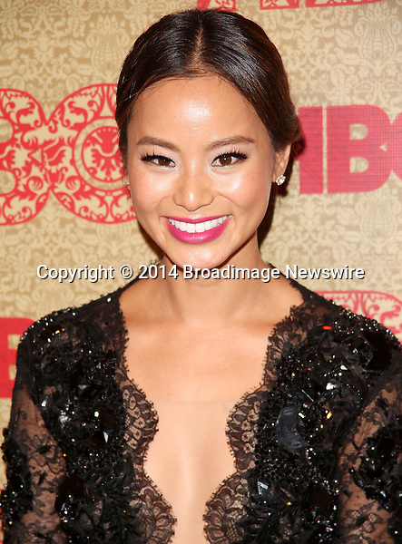 Pictured: Jamie Chung<br /> Mandatory Credit &copy; Frederick Taylor/Broadimage<br /> HBO's Post 2014 Golden Globe Awards Party - Arrivals<br /> <br /> 1/12/14, Los Angeles, California, United States of America<br /> <br /> Broadimage Newswire<br /> Los Angeles 1+  (310) 301-1027<br /> New York      1+  (646) 827-9134<br /> sales@broadimage.com<br /> http://www.broadimage.com