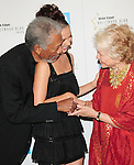 Morgan Freeman,Ashley Judd & Ellen Burstyn at The 4th annual USA TODAY Hollywood Hero Award Gala honoring Ashley Judd held at The Montage Beverly Hills in Beverly Hills, California on November 10,2009                                                                   Copyright 2009 DVS / RockinExposures