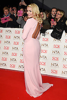 Holly Willoughby<br /> at the National TV Awards 2017 held at the O2 Arena, Greenwich, London.<br /> <br /> <br /> &copy;Ash Knotek  D3221  25/01/2017