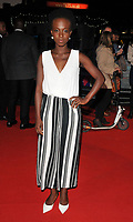 Abiola Ogunbiyi at the 61st BFI LFF &quot;Mudbound&quot; Royal Bank of Canada gala, Odeon Leicester Square, Leicester Square, London, England, UK, on Thursday 05 October 2017.<br /> CAP/CAN<br /> &copy;CAN/Capital Pictures