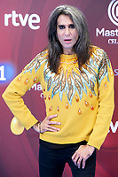 Maria Vaquerizo attends to presentation of 'Master Chef Celebrity' during FestVal in Vitoria, Spain. September 06, 2018. (ALTERPHOTOS/Borja B.Hojas) /NortePhoto.com NORTEPHOTOMEXICO