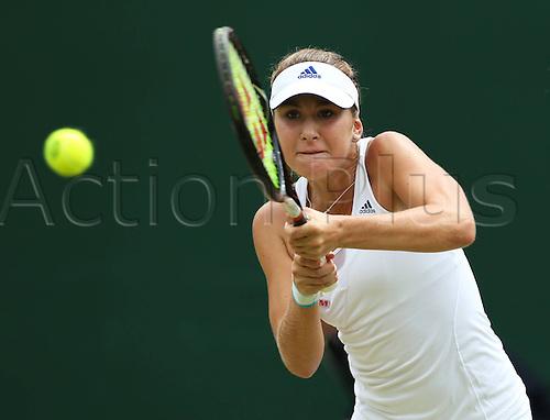 03 07 2013  Wimbledon Championships 2013 AELTC London ITF Grand Slam Tennis Tournament Juniors Competition Belinda Bencic SUI