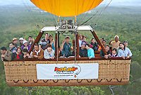 20100424 April 24 Cairns Hot Air