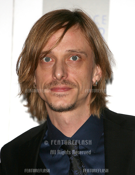 Mackenzie Crook arriving at the The Laurence Olivier Awards 2010, Grosvenor House Hotel, London. 21/03/2010  Picture by: Alexandra Glen / Featureflash