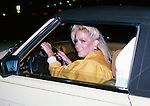 Joan Van Ark in New York City in 1986.