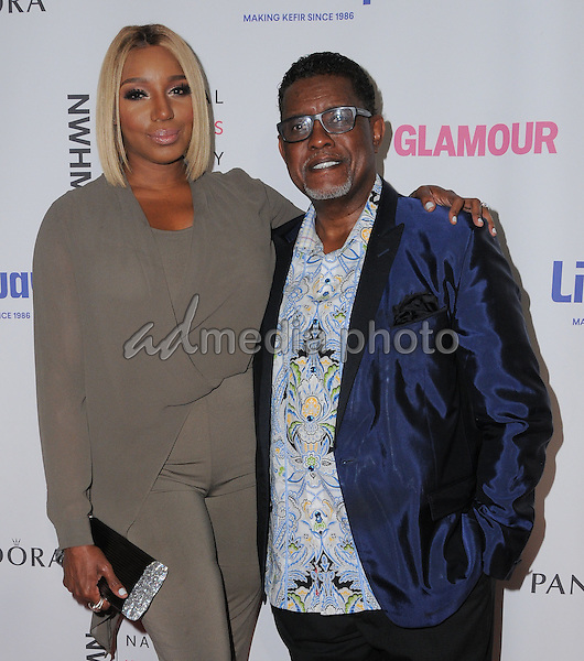 17 September 2016 - Beverly Hills, California. NeNe Leakes, Gregg Leakes. National Women's History Museum 5th Annual Women Making History Brunch Presented By Glamour And Lifeway Foods held at The Montage Beverly Hills. Photo Credit: Birdie Thompson/AdMedia