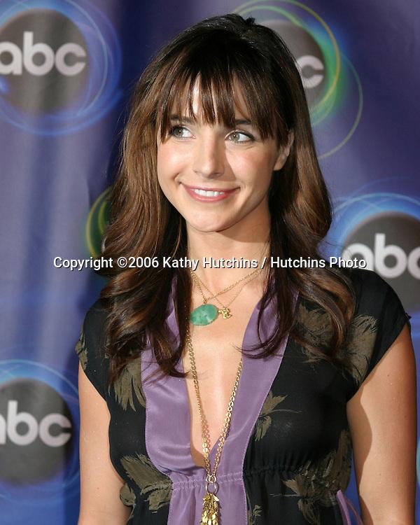 Lisa Sheridan.ABC TV TCA Party.The Wind Tunnel.Pasadena, CA.January 21, 2006.©2006 Kathy Hutchins / Hutchins Photo....