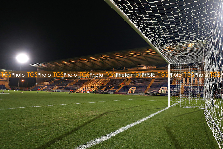 General view of the ground during Colchester United vs Mansfield Town, Sky Bet EFL League 2 Football at the Weston Homes Community Stadium on 14th March 2017