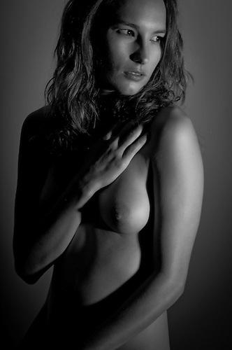 Female nude studio shoot..Model Ayla Hollie, http://www.modelmayhem.com/2384828.