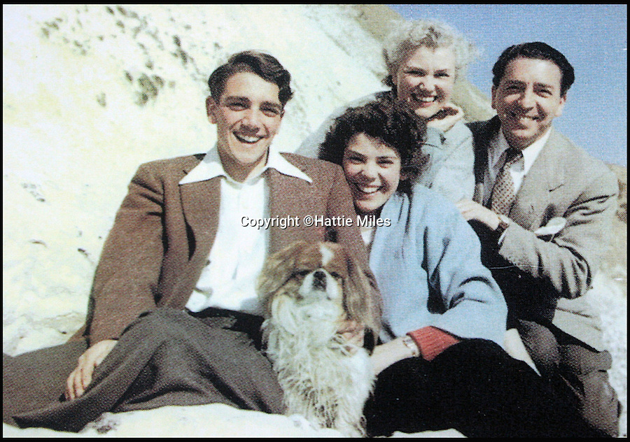BNPS.co.uk (01202 558833)<br /> Pic: HattieMiles/BNPS<br /> <br /> Mantovani  with his wife Winifred and children Kenneth and Paula<br /> <br /> Mantovani barmy! - Superfan puts on his own concert's so he can play with the band.<br /> <br /> A retired businessman has spent £500,000 pursuing his passion for a 1950s bandleader and pays to put on a concert every 18 months to celebrate his hero.<br /> <br /> Paul Barrett, 70, has spent most of his life following the work of Anglo-Italian violinist and conductor Annunzio Paolo Mantovani and met his music idol several times.<br /> <br /> He has spent a fortune buying original instruments from Mantovani's orchestra and paid £50,000 for the 35mm film and rights to recordings of a 1950s American TV series Mantovani did.<br /> <br /> He also pays £20,000 for each concert to recreate a note-for-note, musician-for-musician replica of the classic Mantovani Orchestra.