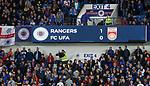 23.08.2018 Rangers v Ufa: Rangers take a 1-0 lead to Russia