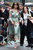 www.acepixs.com<br /> March 1, 2017 New York City<br /> <br /> Jennifer Beals made an appearance on 'The View' in New York City on March 1, 2017.<br /> <br /> Credit: Kristin Callahan/ACE Pictures<br /> <br /> Tel: 646 769 0430<br /> Email: info@acepixs.com<br /> www.acepixs.com