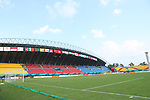 General view,<br /> AUGUST 21, 2018 - Football / Soccer : <br /> Women's Group C match <br /> between Japan 7-0 Vietnam<br /> at Jakabaring Sport Center Gelora Sriwijaya <br /> during the 2018 Jakarta Palembang Asian Games <br /> in Palembang, Indonesia. <br /> (Photo by Yohei Osada/AFLO SPORT)