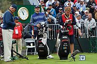 Bernd Wiesberger (AUT) looks over his tee shot on 17 during round 4 of the 2019 US Open, Pebble Beach Golf Links, Monterrey, California, USA. 6/16/2019.<br /> Picture: Golffile | Ken Murray<br /> <br /> All photo usage must carry mandatory copyright credit (© Golffile | Ken Murray)