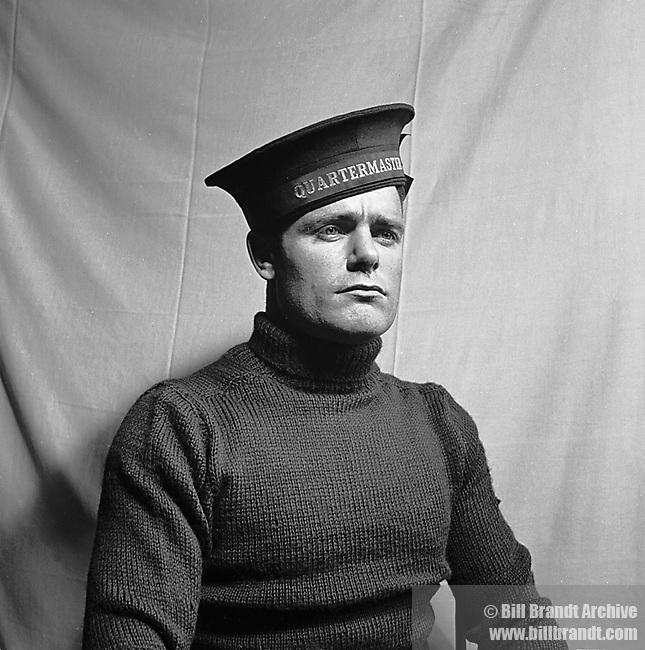 Unidentified sailor