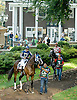 Stratocruiser before The Dover Stakes at Delaware Park on 10/6/12