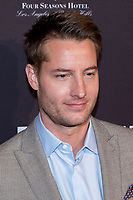 Justin Hartley attends the BAFTA Los Angeles Awards Season Tea Party at Hotel Four Seasons in Beverly Hills, California, USA, on 06 January 2018. Photo: Hubert Boesl - NO WIRE SERVICE - Photo: Hubert Boesl/dpa /MediaPunch ***FOR USA ONLY***