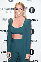 Laura Anderson<br /> arriving for the Radio 1 Teen Awards 2018 at Wembley Stadium, London<br /> <br /> ©Ash Knotek  D3454  21/10/2018