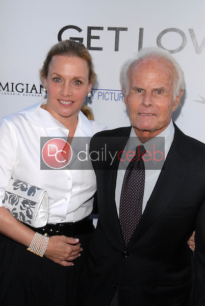 """Richard D. Zanuck and wife Lily<br /> at the premiere of """"Get Low,"""" Academy of Motion Picture Arts and Sciences, Los Angeles, CA. 07-27-10<br /> David Edwards/DailyCeleb.com 818-249-4998"""