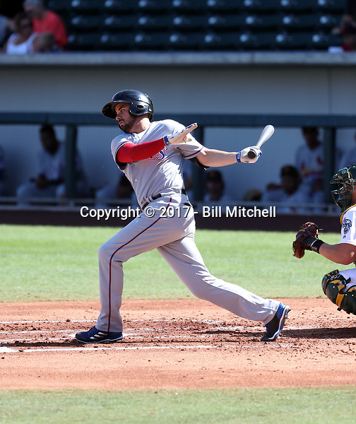 Michael O'Neill - Surprise Saguaros - 2017 Arizona Fall League (Bill Mitchell)