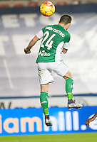Real Betis Balompie's Ruben Castro during La Liga match. November 27, 2015. (ALTERPHOTOS/Javier Comos)