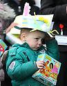 Easter bonnet competition. - Tranmere Rovers v Stevenage - npower League 1 - Prenton Park, Tranmere - 6th April, 2012 . © Kevin Coleman 2012