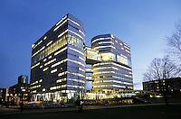 Nederland Amsterdam 2017. Kantoor van Waternet in het Amstelkwartier. Foto Berlinda van Dam / Hollandse Hoogte