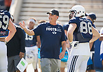 Detmer, Ty 17FTB Prac 8-17 320<br /> <br /> 17FTB Prac 8-17<br /> <br /> BYU Football Fall Camp<br /> <br /> August 17, 2017<br /> <br /> Photo by Jaren Wilkey/BYU<br /> <br /> &copy; BYU PHOTO 2017<br /> All Rights Reserved<br /> photo@byu.edu  (801)422-7322