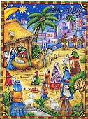 Interlitho-Theresa, HOLY FAMILIES, HEILIGE FAMILIE, SAGRADA FAMÍLIA, paintings+++++,heilige familie,KL6098,#xr#