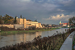 Kompleks klasztorny si&oacute;str norbertanek na Salwatorze, Polska<br /> The monastery complex of the nuns of Norbertine nuns on Salwator, Poland