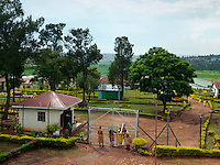 Luzira Women's Prison which holds 370 women and some 30 children.