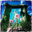 07/08/11 - ALLEGRE - HAUTE LOIRE - FRANCE - Potence d Allegre - Photo Jerome CHABANNE