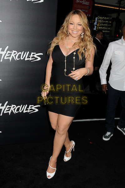23 July 2014 - Hollywood, California - Mariah Carey. &quot;Hercules&quot; Los Angeles Premiere held at the TCL Chinese Theatre. <br /> CAP/ADM/BP<br /> &copy;Byron Purvis/AdMedia/Capital Pictures