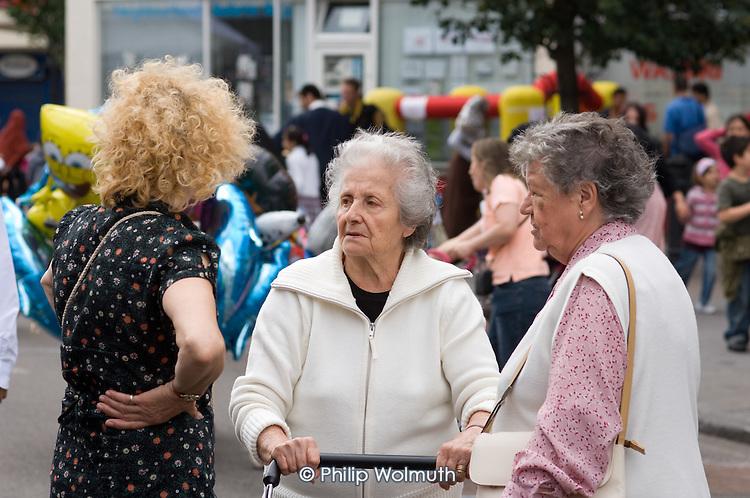 Church Street Summer Festival, London.