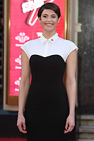 Gemma Arterton<br /> arrives for the The Prince&rsquo;s Trust Celebrate Success Awards 2017 at the Palladium Theatre, London.<br /> <br /> <br /> &copy;Ash Knotek  D3241  15/03/2017