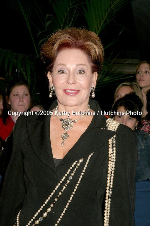 Marj Dusay.32nd Annual Daytime Emmys.Radio City Music Hall.New York City, NY.May 20, 2005.©2005 Kathy Hutchins / Hutchins Photo...