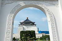 The most prominent historical landmark in Taiwan, the CKS Memorial Hall was erected in honor and memory of Generalissimo Chiang Kai-shek, the former President of the Republic of China, and was opened in 1980.